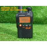 BAOFENG UV-3R I เครื่อง 2 ย่าน VHF/UHF 136-174/400-470 MHz.