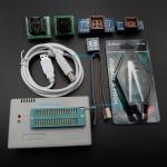 MiniPro TL866II Plus Universal Programmer Kit 2 (5xIC Adapter + 1xสาย USB + 1xสาย SPI + 1xคีมคีบ IC)