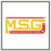 In-Stock : M.S.G Modeling Support Goods