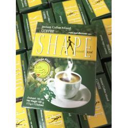 กาแฟคอฟฟี่เชพ มะรุม coffee shape รับประกันแท้ 100%