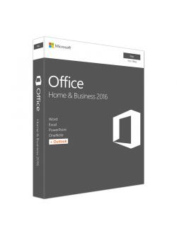 Microsoft Office Mac Home Business 2016 (W6F-00882) 1PK English APAC EM Medialess P2