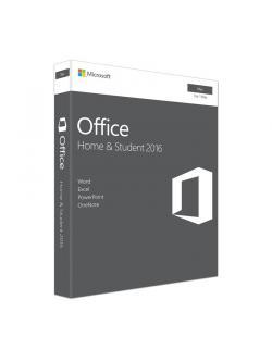 Microsoft Office Mac Home Student 2016 (GZA-00980) English APAC EM Medialess P2