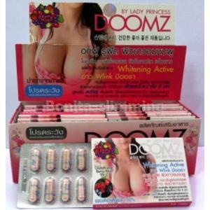 DOOMZ Whitening Active อกฟู รูฟิต