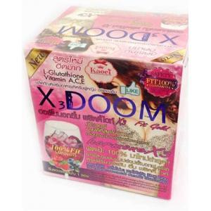 X3 Doom เป๊ะเวอร์ ฟิตเป๊ะ 100% ฮอร์โมนอกอึ๋ม