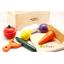 ของเล่นไม้ชุดหั่นผักผลไม้ Box set thumbnail 2