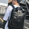 พร้อมส่งกระเป๋าถือและเป้สะพายหลัง ผู้ชายกันน้ำได้ เป้เดินทาง นักธุรกิจใส่คอม 14นิ้ว แฟชั่นเกาหลี รหัส Man-6539 สีดำ 1 ใบ