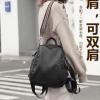 พร้อมส่ง กระเป๋าเป้สะพายหลังผู้หญิง แฟชั่นเกาหลี รหัส sunny-1039 สีดำ 1 ใบ