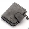 พร้อมส่ง กระเป๋าสตางค์ใบสั้นขนาดเล็ก กระเป๋าสตางค์นักเรียนน่ารัก แฟชั่นเกาหลี ยี่ห้อ baellerry รหัส BA-N2346 สีเทาเข้ม 1 ใบ