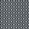 ผ้าลายไทย LT0019_bw ขาวดำ