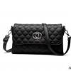 พร้อมส่ง กระเป๋าผู้หญิงใบเล็กสะพายไหล่และสะพายข้าง แฟชั่นสไตล์เกาหลี KO-5625 สีดำ 1 ใบ