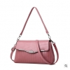 Pre-order กระเป๋าผู้หญิงใบเล็ก แฟชั่นสไตล์เกาหลี เรียบหรู Yi-1701 สีชมพู