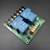 2 Channel 30A 12VDC Power Relay Coil