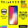 ฟิล์มกระจก iPhone X JOOLZZ (ฟิล์มใส) ราคา 200 บาท ปกติ 500 บาท
