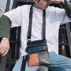 พร้อมส่ง กระเป๋าผู้ชายสะพายข้าง สะพายลำรอง ใส่ Tap 10 นิ้ว แฟชั่นเกาหลี รหัส Man-7736 สีโมเสค 1 ใบ