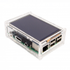 "Raspberry Pi Case for 3.5"" TFT LCD Shield Touch Screen Kit Display"