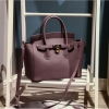 พร้อมส่ง กระเป๋าถือสตรีและสะพายข้าง แฟชั่นเกาหลี รหัส sunny-1025 สีม่วง 1 ใบ