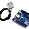 GPS Shield with Data Logger for Arduino UNO + แถมสายอากาศฟรี
