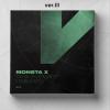 MONSTA X - [THE CONNECT : DEJAVU] หน้าปก Ⅲ Ver. + โปสเตอร์ พร้อมกระบอกโปสเตอร์