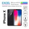 ฟิล์มกระจก iPhone X EXCEL