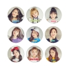 TWICE 2ND TOUR 'TWICELAND ZONE 2 : Fantasy Park' IN JAPAN Official Goods - Photo badge - ระบุชื่อ