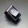 สวิตช์ไฟเปิด/ปิด 15x21mm Power Switch 2 ขา KCD1-101 สีดำ