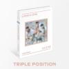 WANNA ONE - Special Album [1÷χ=1 (UNDIVIDED)] หน้าปก Triple Position Ver + โปสเตอร์ พร้อมกระบอกโปสเตอร์