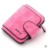 พร้อมส่ง กระเป๋าสตางค์ใบสั้นขนาดเล็ก กระเป๋าสตางค์นักเรียนน่ารัก แฟชั่นเกาหลี ยี่ห้อ baellerry รหัส BA-N2346 สีชมพูเข้ม 1 ใบ