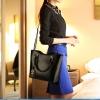 พร้อมส่ง ขายส่งกระเป๋าผู้หญิงถือและสะพายข้าง แฟชั่นเกาหลี Sunny-569 สีดำ 1 ใบ