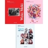 Weki Meki - Mini Album Vol.2 [Lucky] แบบ set 3 เวอร์ชั่น weki + meki + lucky ver + โปสเตอร์ พร้อมกระบอกโปสเตอร์