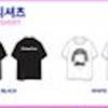 ของหน้าคอน TWICE 2ND TOUR 'TWICELAND ZONE 2 : Fantasy Park' -T-Shirt สีขาว เบอร์ XL