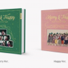 TWICE - Repackage Album Vol.1 [Merry & Happy] set 2 ปก merry +happy
