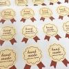 สติ๊กเกอร์เบเกอร์รี่ : Handmade Baking Stickers