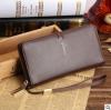 พร้อมส่ง กระเป๋าสตางค์ใบยาว คลัทซ์และสายคล้องมือ แฟชั่นเกาหลี ยี่ห้อ baellerry รหัสBA-S1217-1 สีน้ำตาล 1 ใบ*ไม่มีกล่อง