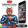 ฟิล์มกระจก iPhone 6+/6S+ XO แบบเต็มจอ ราคา 140 บาท ปกติ 350 บาท
