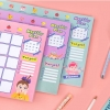 สมุด Monthly Planner A4 - Bentoy cute girl