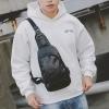 พร้อมส่ง ขายส่ง กระเป๋าผู้ชายคาดไหล่แฟชั่นเกาหลี ใส่ ipad 8 นิ้ว รหัส Man-8100 สีดำ 1 ใบ สำเนา