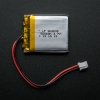 Lithium Ion Polymer Battery - 3.7v 500mAh
