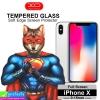 ฟิล์มกระจก iPhone X XO แบบเต็มจอ ราคา 160 บาท ปกติ 400 บาท