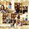 Wake Me Up [First Press Limited Edition B] (CD+DVD) + โปสเตอร์ พร้อมกระบอกโปสเตอร์