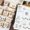 ตัวปั้ม/ตรายาง - momo animal stamp