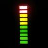 3 Color 10 Segment LED Bar Graph (แดง 2 แถว เหลือง 3 แถว เขียว 5 แถว)