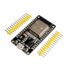 ESP32 Development Board WiFi + Bluetooth Dual Core (free pin header)
