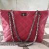 พร้อมส่ง กระเป๋าสะพายแฟชั่นเกาหลี Fashion bag รหัส E-765 สีแดง 1 ใบ
