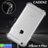 เคส ซิลิโคนใส CADENZ iPhone 6 Plus ราคา 79 บาท ปกติ 250 บาท