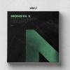 MONSTA X - [THE CONNECT : DEJAVU] หน้าปก Ⅰ Ver. + โปสเตอร์ พร้อมกระบอกโปสเตอร์