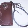 Genuine CowHide Leather สุดยอดทรนงของเอกบุรุษ เป็นกระเป๋าหนังแท้ทำจากหนังวัว 100% งานเนี๊ยบทั้งภายนอกและภายใน