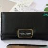 พร้อมส่ง รหัส FN-001 สีดำ กระเป๋าสตางค์ Forever young ไซร์กลาง 3 พับ แต่งอะไหล่เหลี่ยม Original