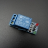 12V 1 Channel Relay High-Level Trigger Relay Module (with LED)