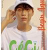 นิตยสาร CeCi Another Choice 2018-8 Yoon Du Jun แบบ A