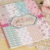 ชุดกระดาษห่อของขวัญ Paper Book Lovely Series